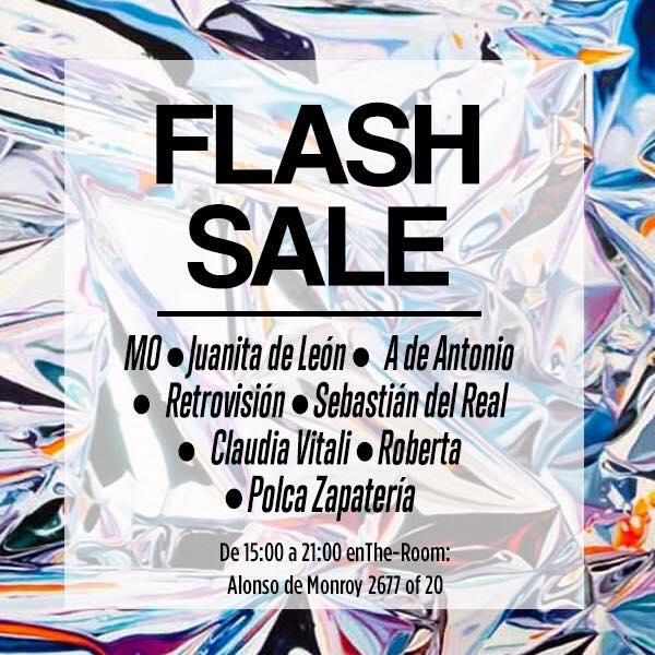 Flash Sale: Venta especial en apoyo a los diseñadores del Drugstore