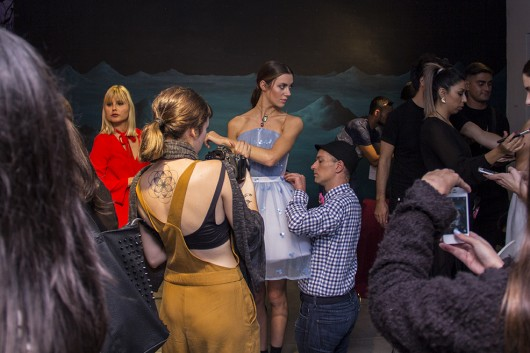 Sebastián del Real Ossa P/V 2016 para The Collective: Una colección dedicada al amor por las mujeres, su elegancia y espíritu