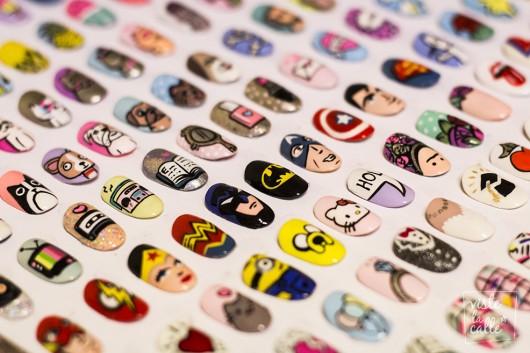 Salones de Uñas en Santiago: Los lugares para entregar vida y Nail Art a tus manos