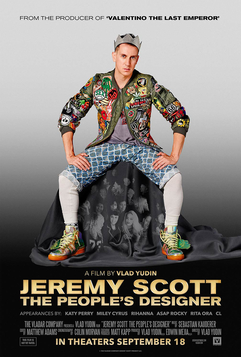 "Ahora en Netflix: El documental ""Jeremy Scott, The People's Designer"""