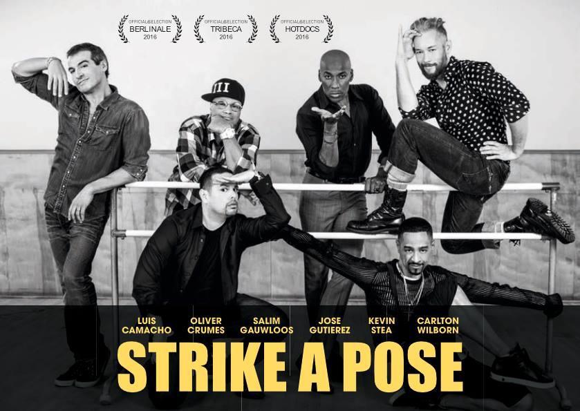 """""""Strike a pose"""" (2016), un documental que muestra a los bailarines de Madonna después de la fama"""