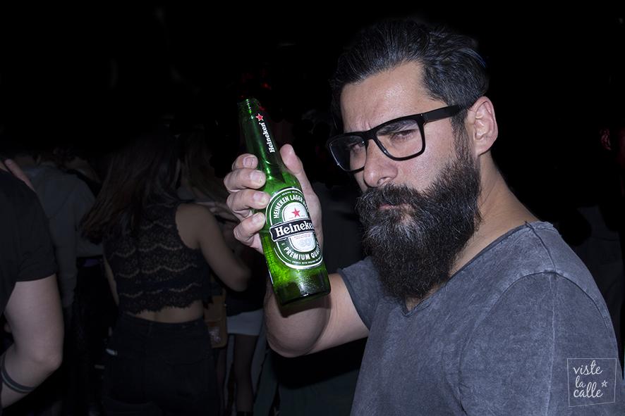 Fotos Sociales @Heinekencl: Visionquest para Sundeck Exclusive Night