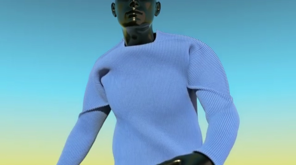 VLC ♥ Issey Miyake Homme Plisé