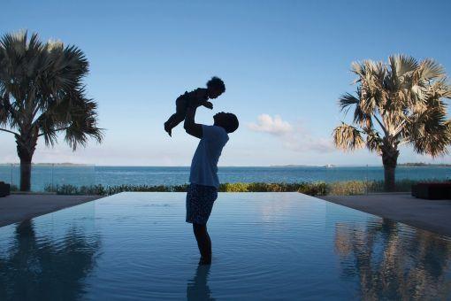 En el Día del Padre: 8 Papás famosos con mucho estilo