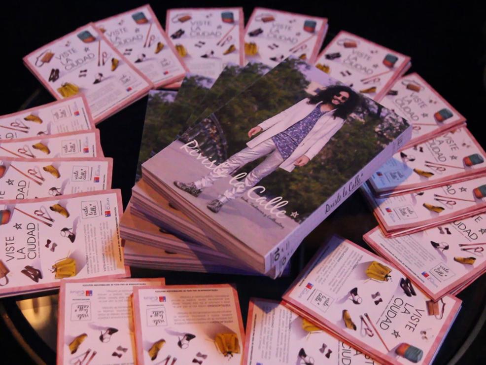 Lanzamiento RevisteLaCalle 10, edición aniversario y VisteLaCiudad 5