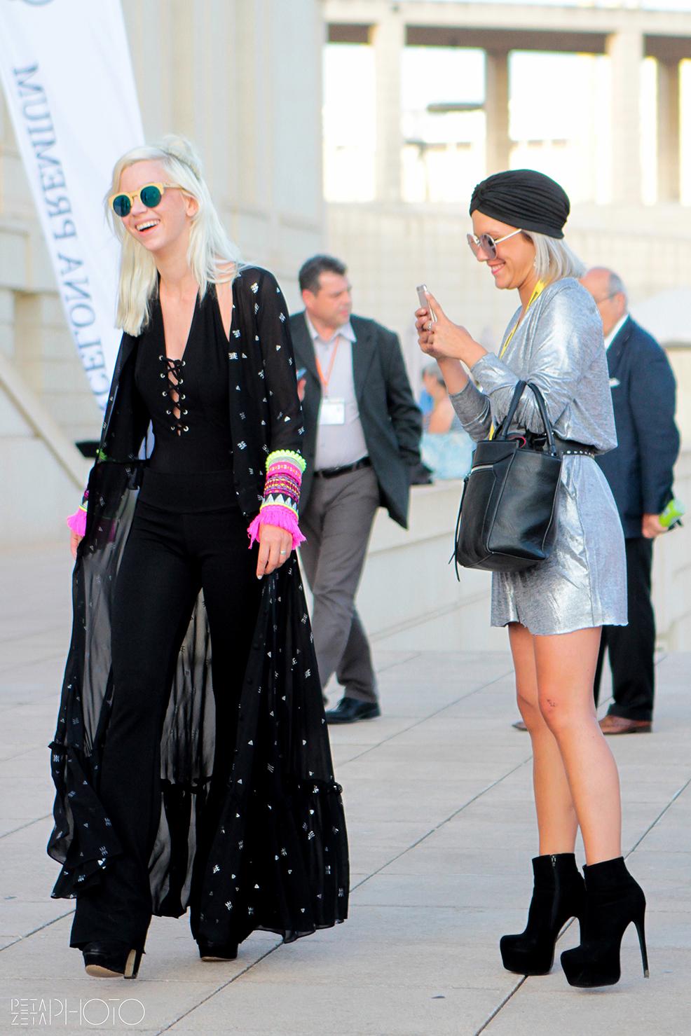 Street Style: 080 Fashion Barcelona 2016