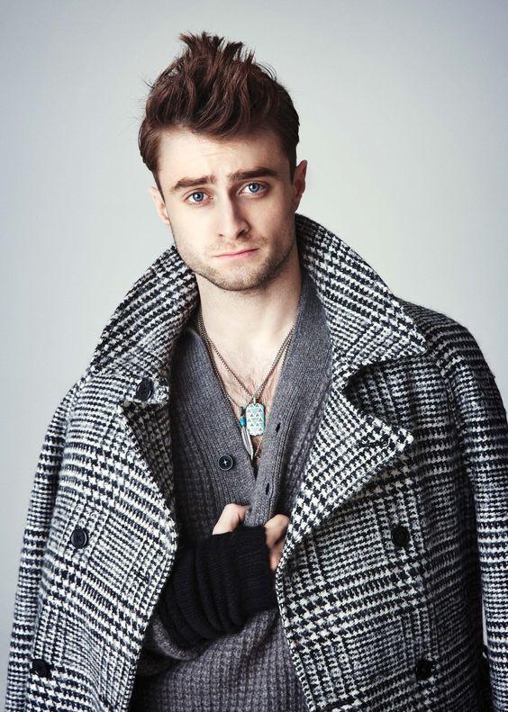 La evolución del estilo de Daniel Radcliffe en su cumpleaños 27