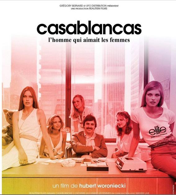 """""""The man who loved women"""", el documental sobre el creador de Elite, John Casablancas"""