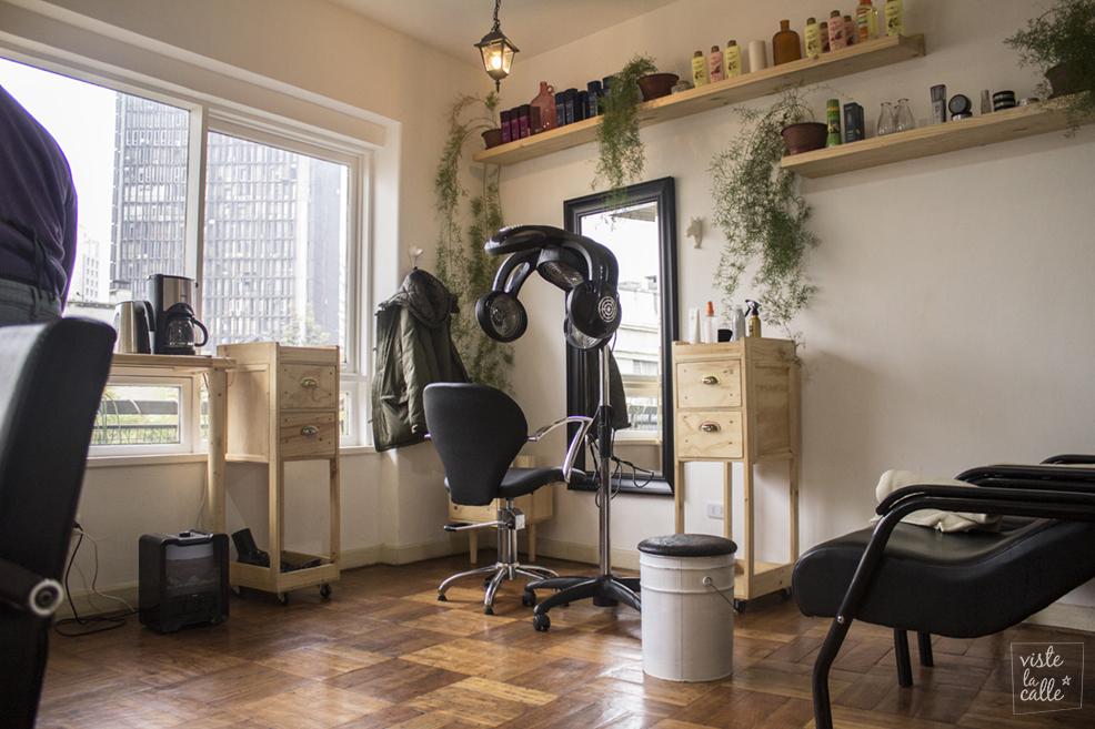 Grün, una peluquería orgánica y vegana en Santiago