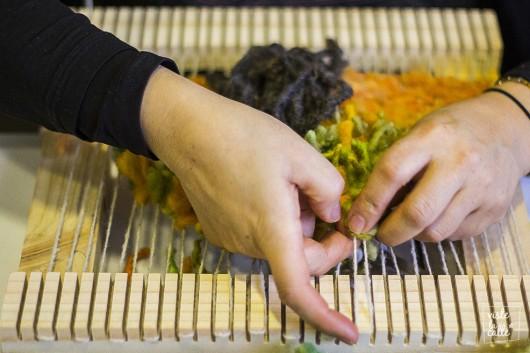 5 talleres de telares en Santiago