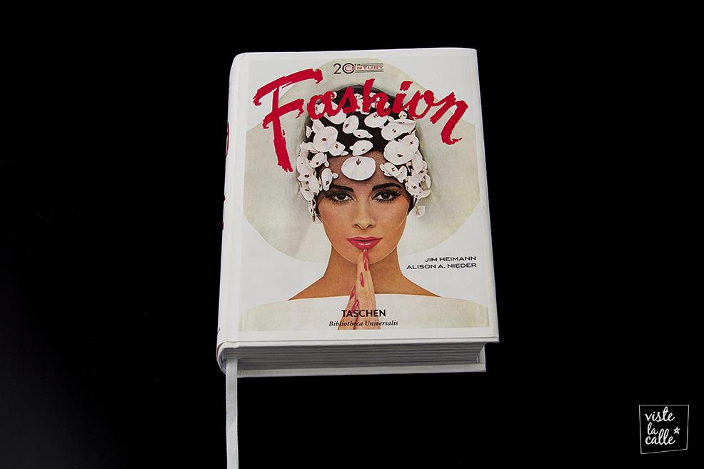 Reseña Contrapunto: 20th Century Fashion por Jim Heimann y Alison A. Nieder
