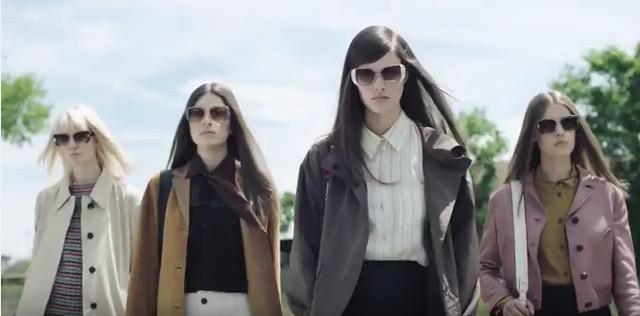 VLC ♥ Prada Mod eyewear