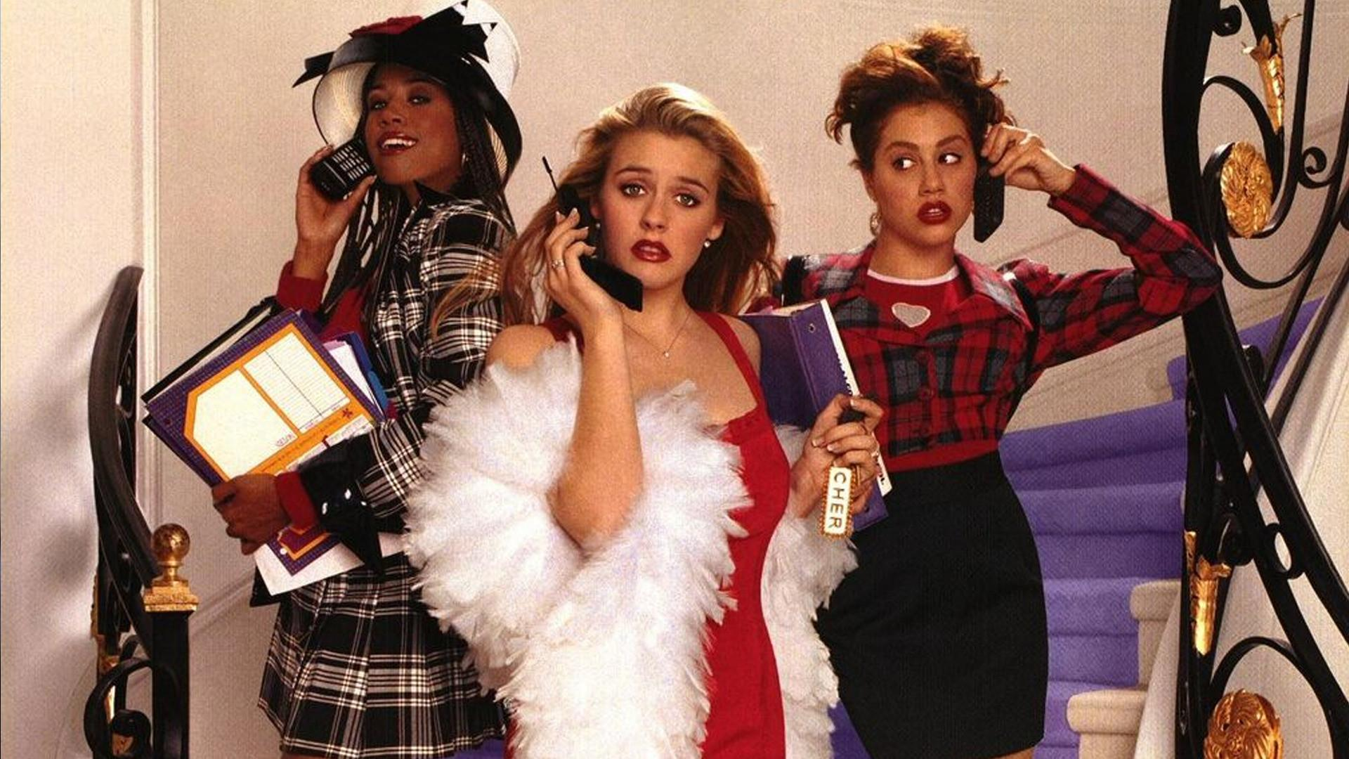 Ugh As if!: Clueless cumple 21 años