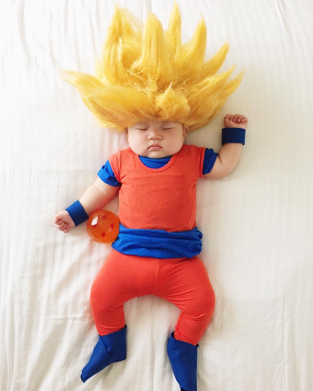 Los divertidos disfraces de una bebé estrella de Instagram que nos tiene enamorados