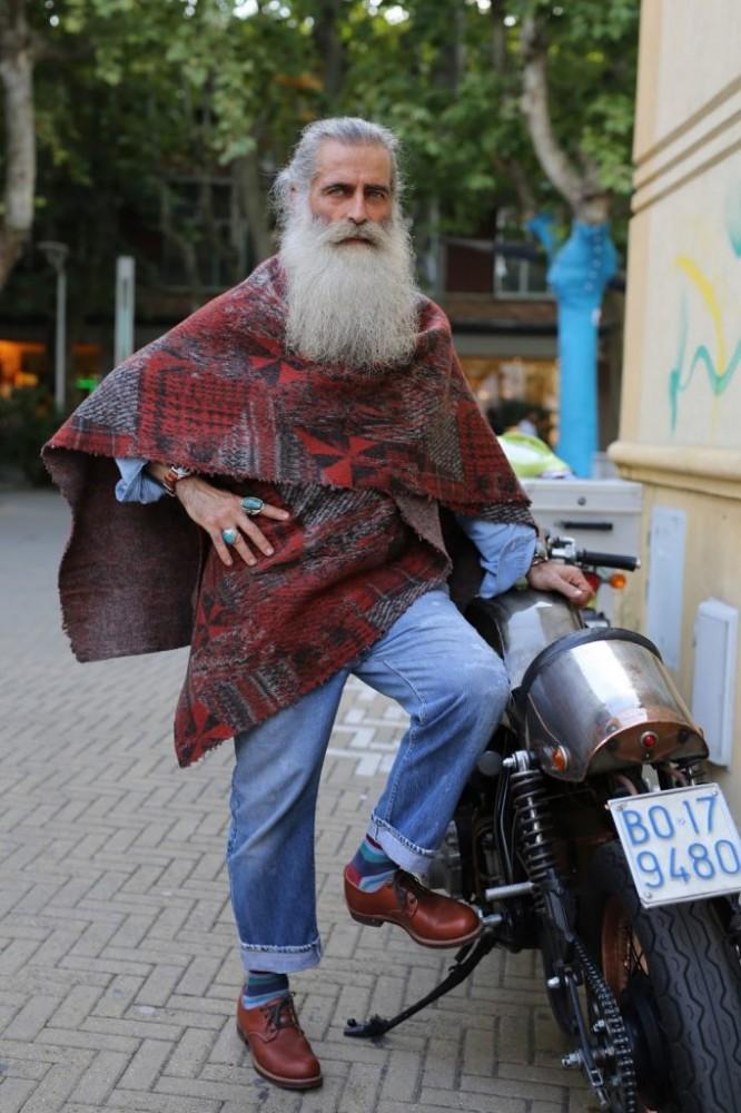 VLC Man: El estilo de Angelo Gallamini