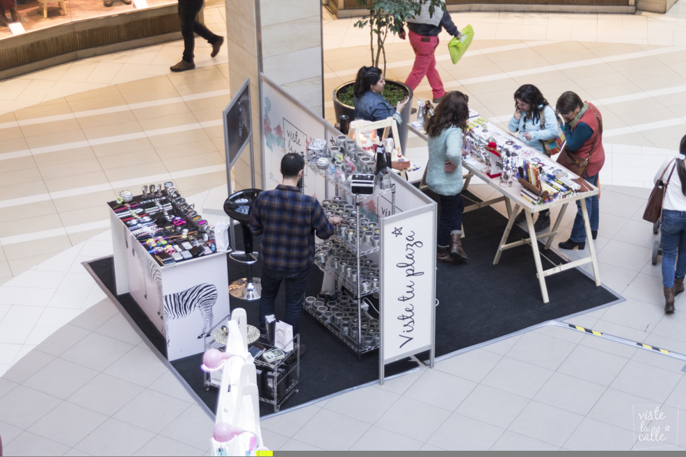VisteTuPlaza: Lo mejor del diseño nacional lo encuentras en el bazar de Mall Plaza Tobalaba