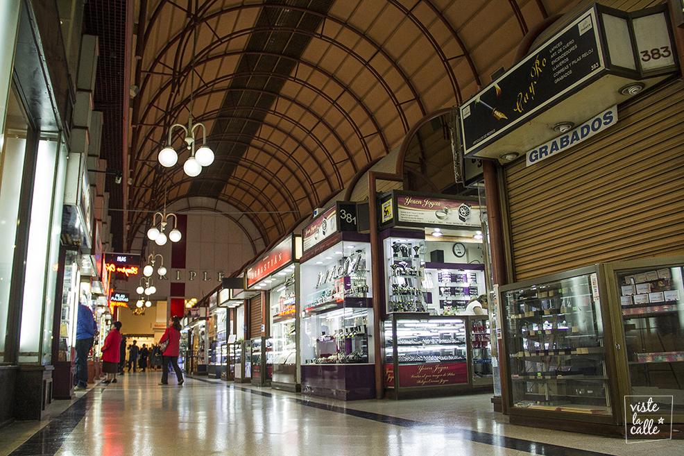 Tips para comprar en las Galerías de Santiago Centro