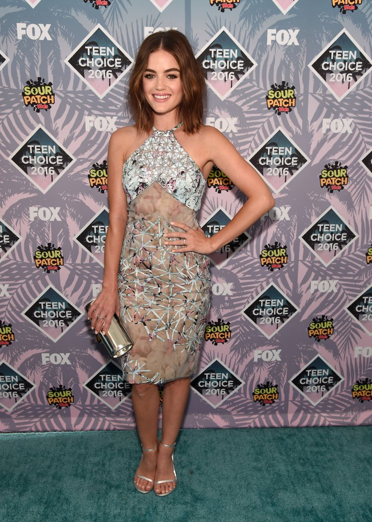 Los looks más destacados en los Teen Choice Awards 2016
