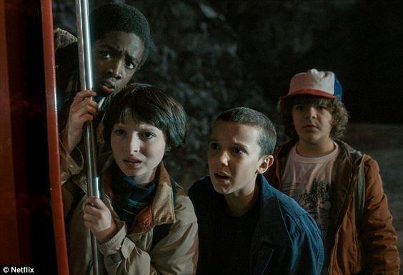 La increíble transformación de Millie Bobby Brown para convertirse en Eleven de Stranger Things