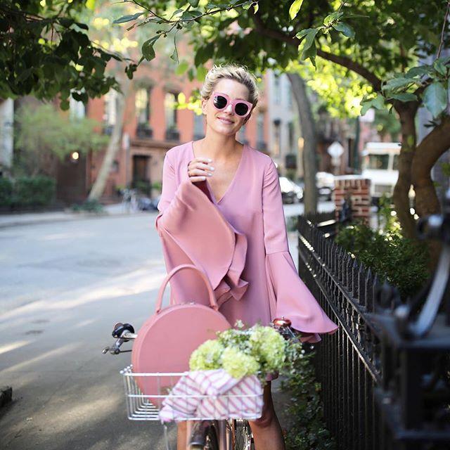 Inspiración de street style con Blair Eadie