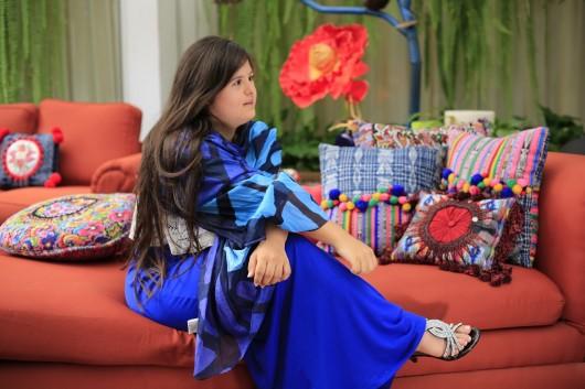 La diseñadora guatemalteca con síndrome de down que triunfó en London Fashion Week