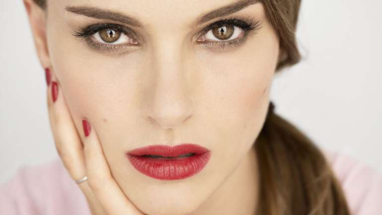 VLC ♥ Natalie Portman para Rouge Dior
