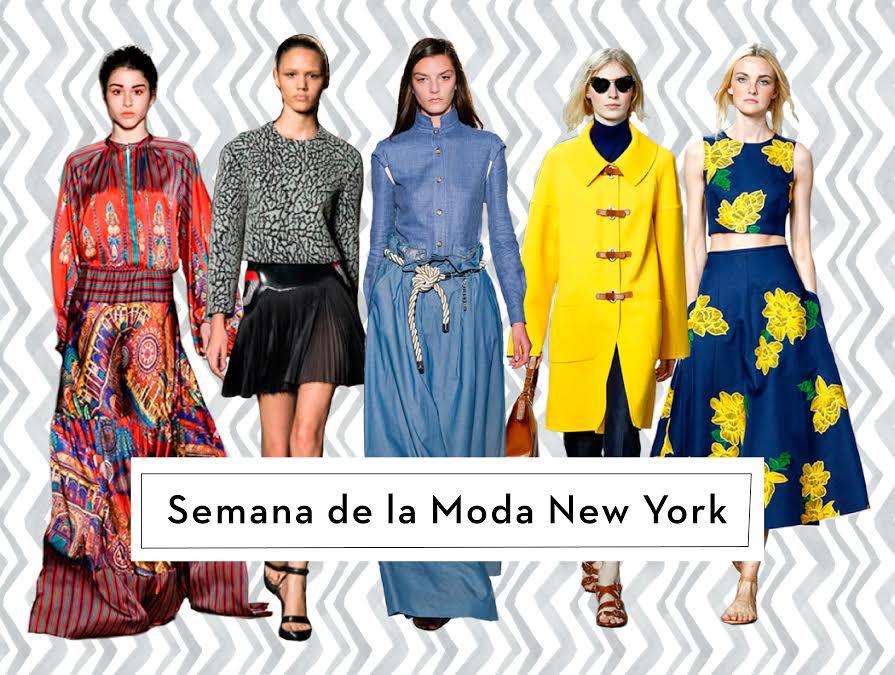 #NewYorkFashionWeek S/S 2017:Una oda a la elegancia y a los tejidos