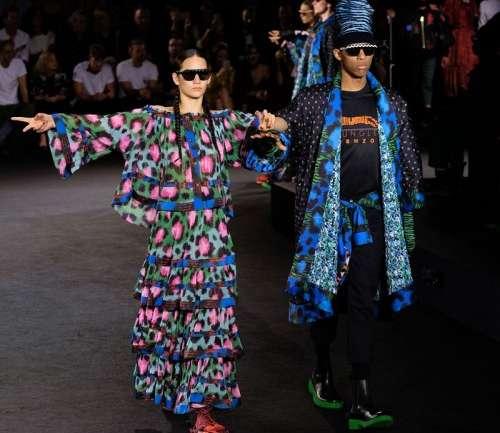 VisteLaCalle en New York: El sueño de Kenzo se representa en la colección cápsula para H&M