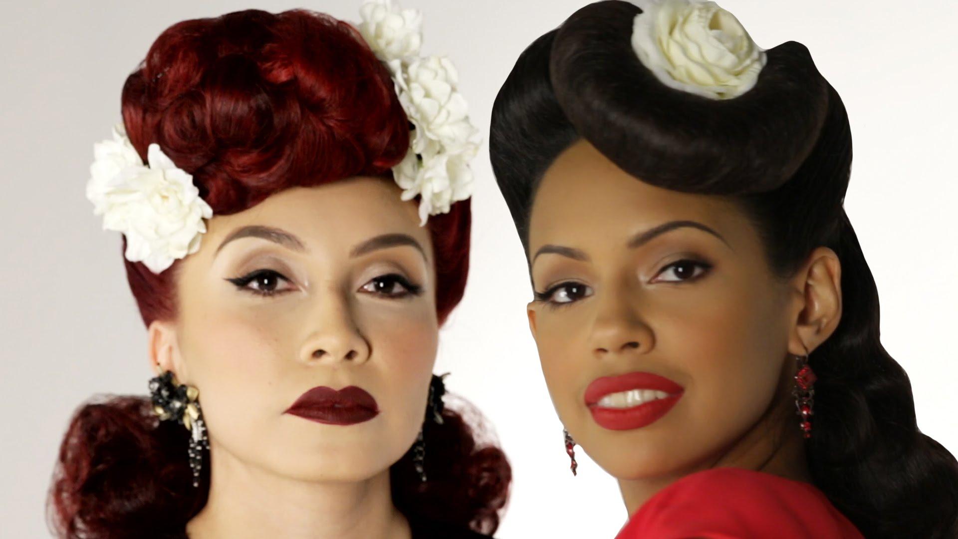 Las Pachucas, la subcultura femenina de los años 40's cuyo estilo te encantará