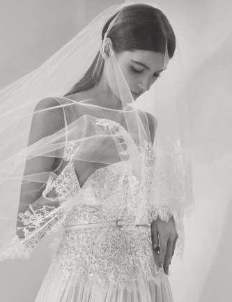 La alucinante segunda colección de vestidos de novia de Elie Saab