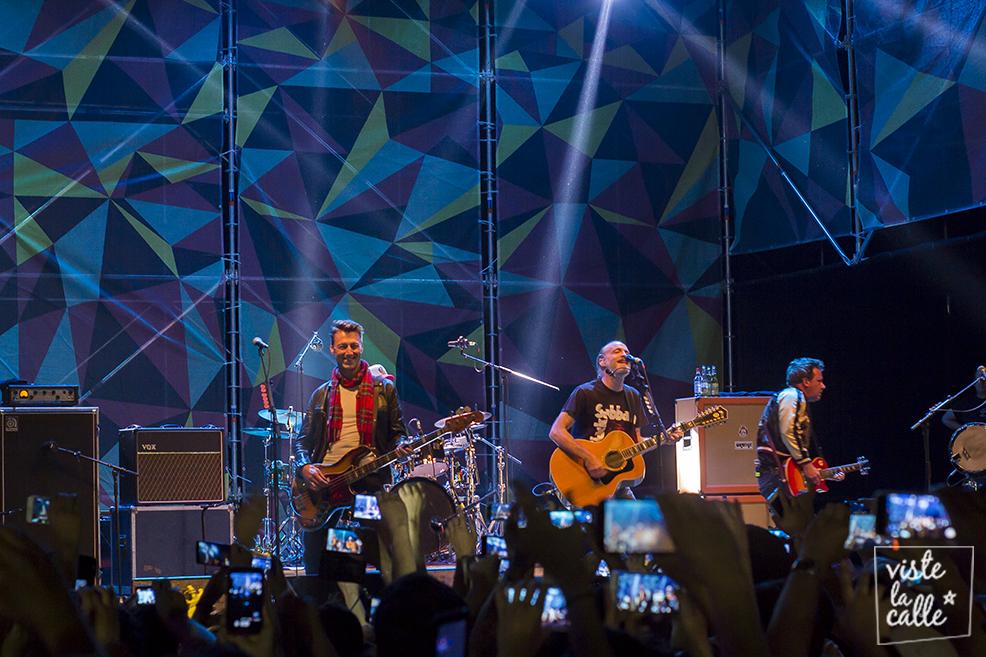 Travis en Chile: un concierto para el recuerdo