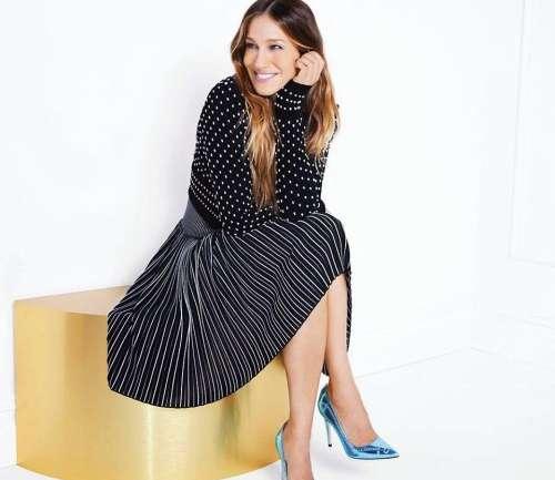 La colección de zapatos de fiesta que trae Sarah Jessica Parker junto a Net-A-Porter