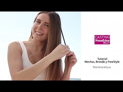 Video: Distintas maneras de aclarar tu pelo con Casting Sunkiss Jelly