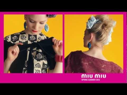 VLC ♥ MIU MIU Spring/Summer 2012