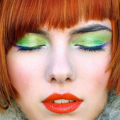 Tendencia make up: !colorinche primavera!