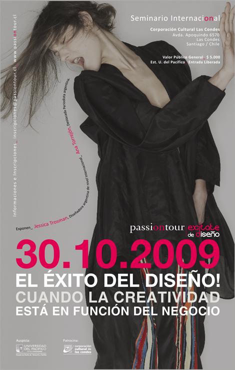 Passion Tour: Jessica Trosman y Ana Torrejón