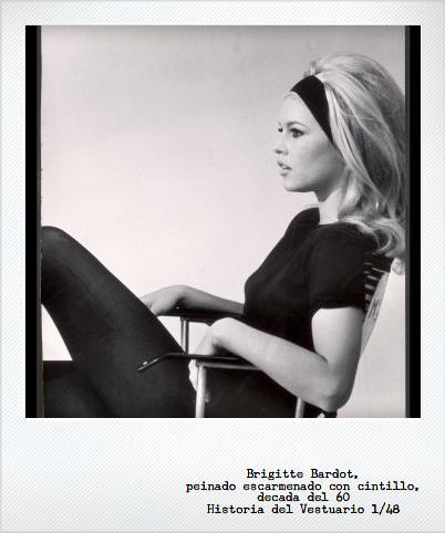 El peinado en los 60's: largo, volumen y geometría