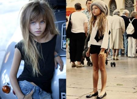 Thylane Léna-Rose Blondeau: La pequeña Top Model