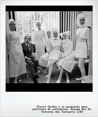 El múltiple hacer de Pierre Cardin (segunda parte y final)