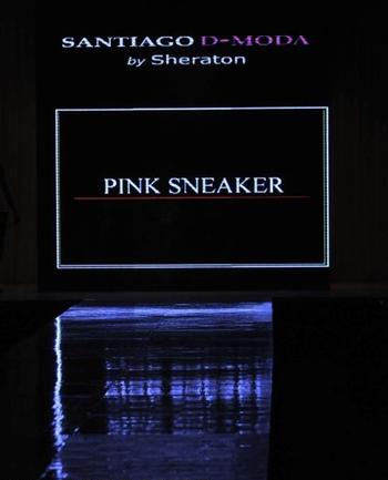 Pinksneaker