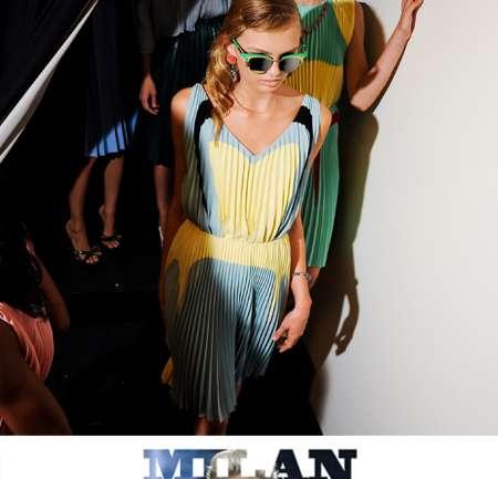 Milan Fashion Week: Primera Parte