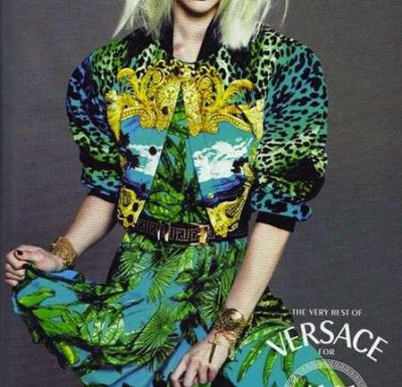 Versace para H&M: Explosión de color