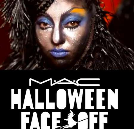 M.A.C Halloween Face Off con Snooki