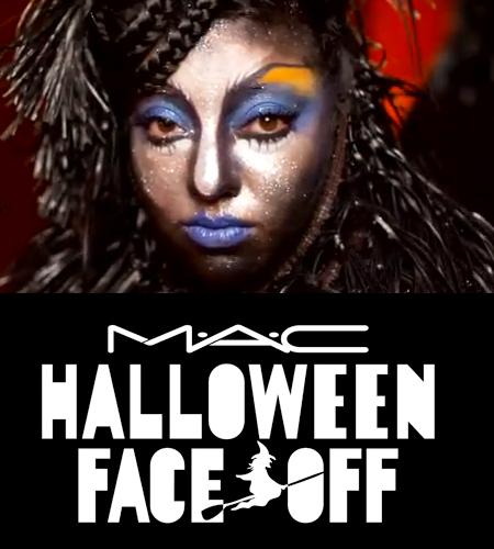 M.A.C Halloween Face Off con Snooki