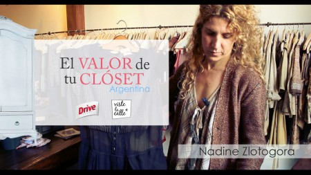El Valor de Tu Clóset Argentina: Nadine Zlotogora