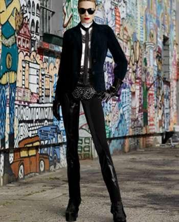 Karl Lagerfeld – Halloween