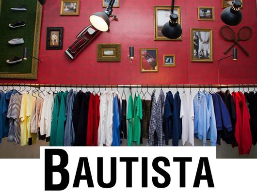 Concurso VisteLaCalle Man: Bautista