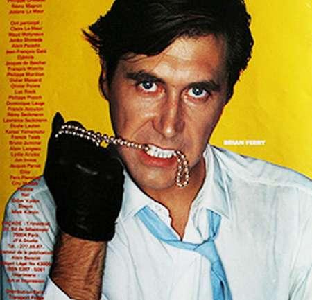 Bryan Ferry para H&M