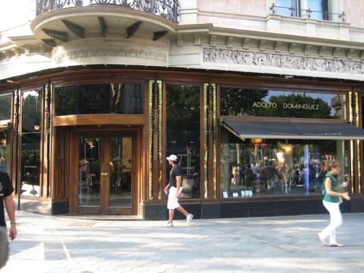La crisis de la moda en España