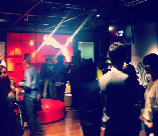 Inauguración de Puma Lab